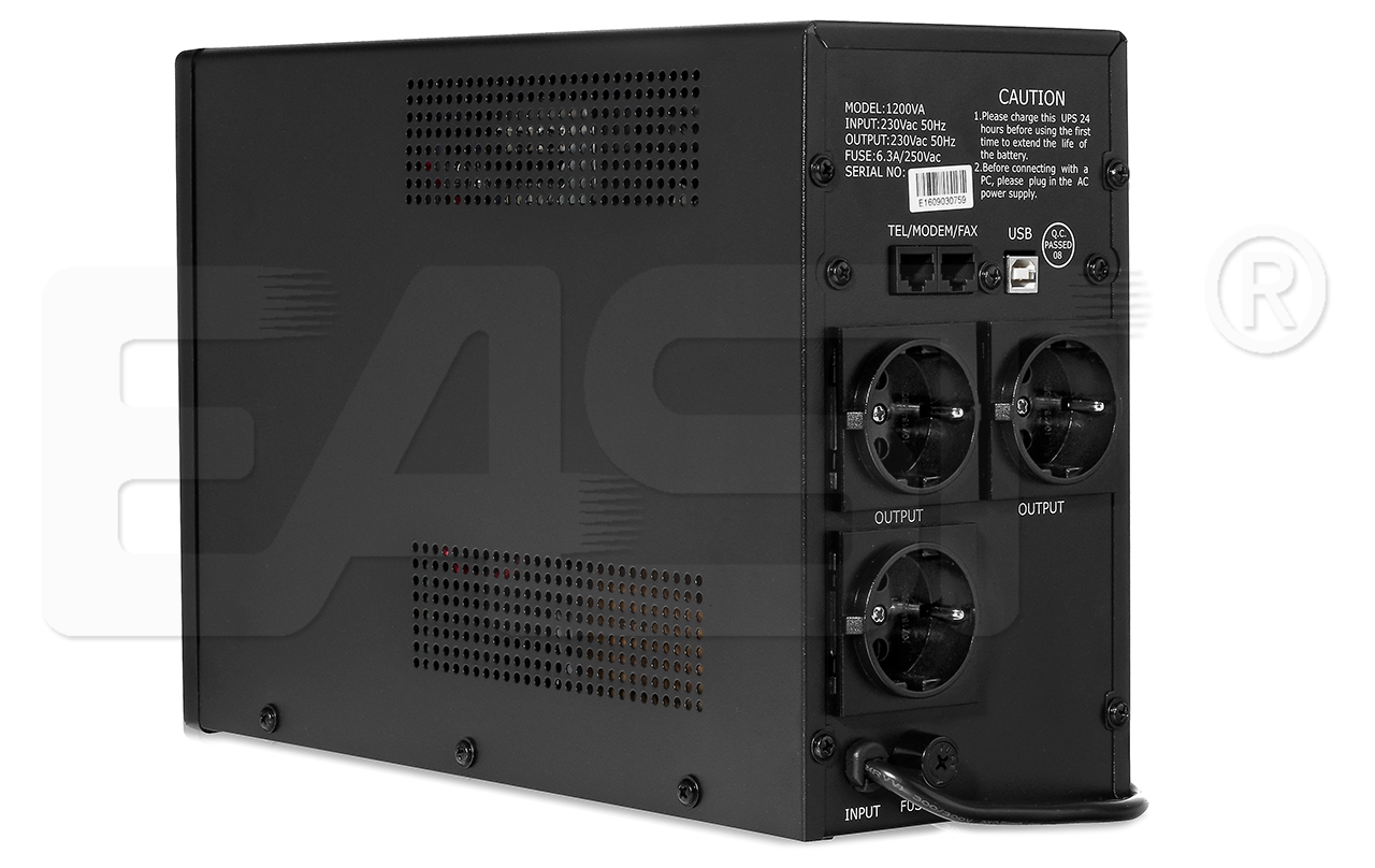 Zasilacz AT-UPS1200-LED - 4